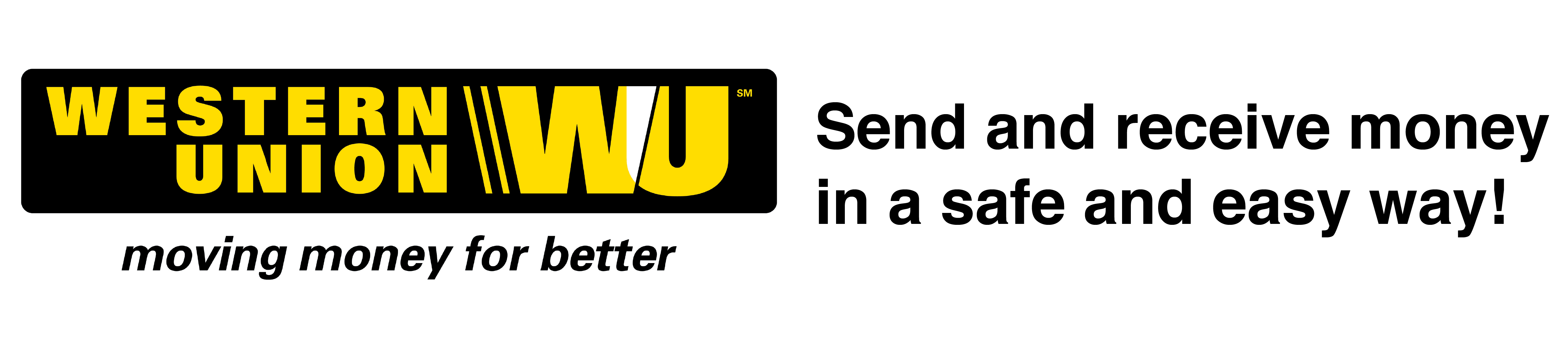 Western Union - Send and receive money in a safe and easy way!