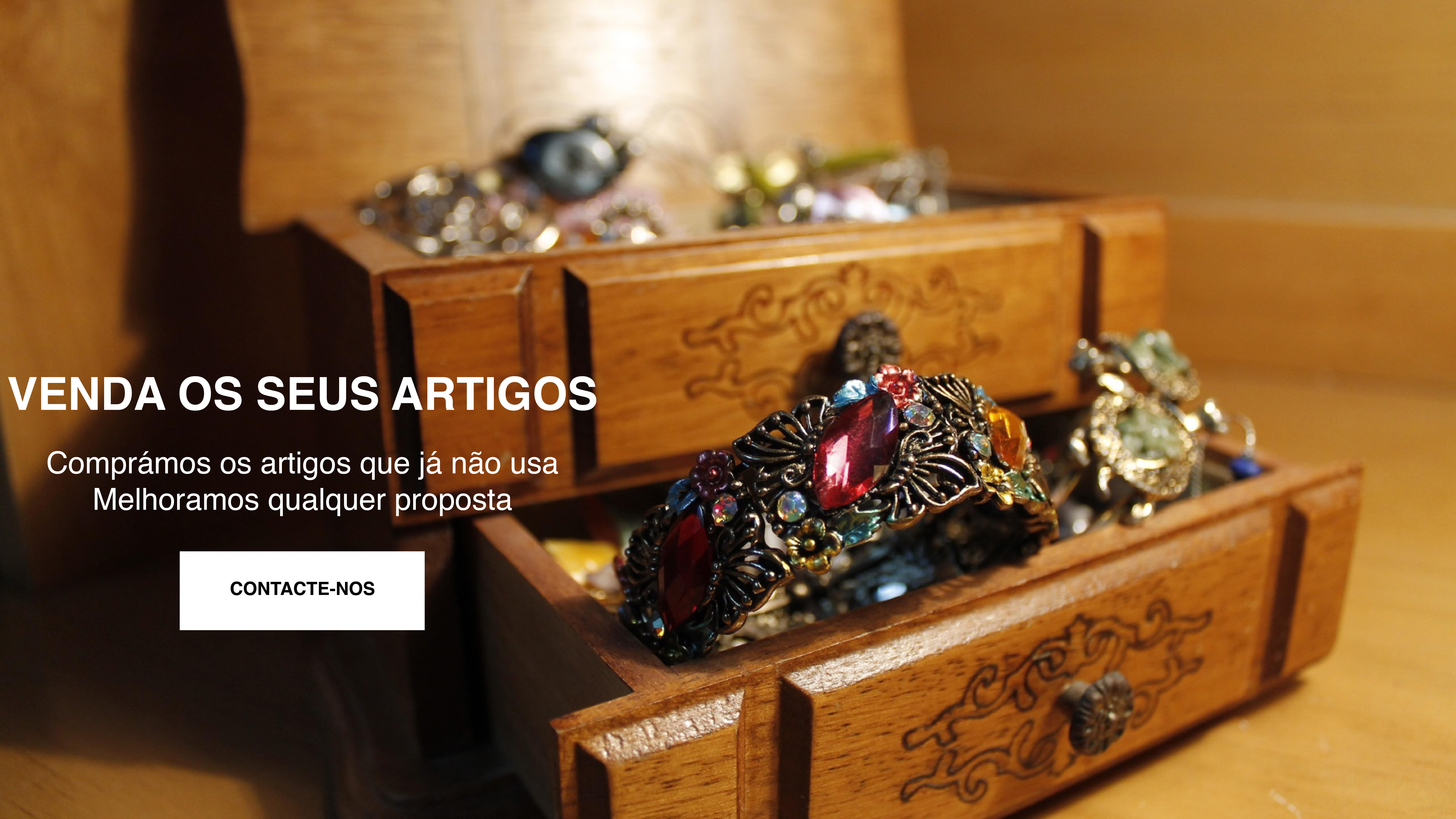 Comprámos Ouro, Prata, Jóias, Relógios e Antiguidades